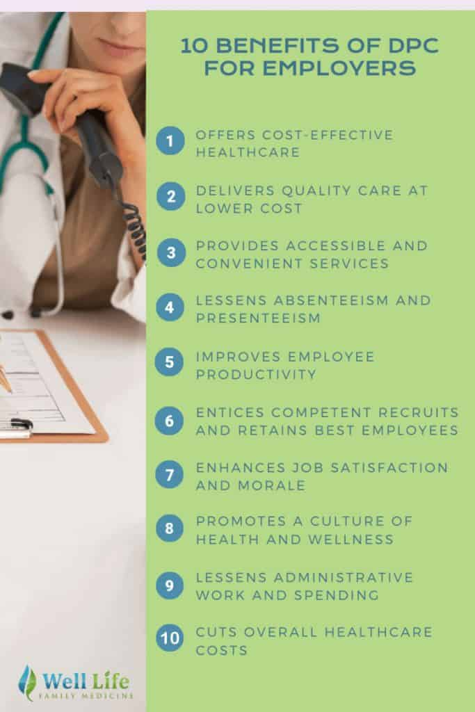 benefits of direct primary care