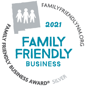 Family Friendly Business 2021 Award